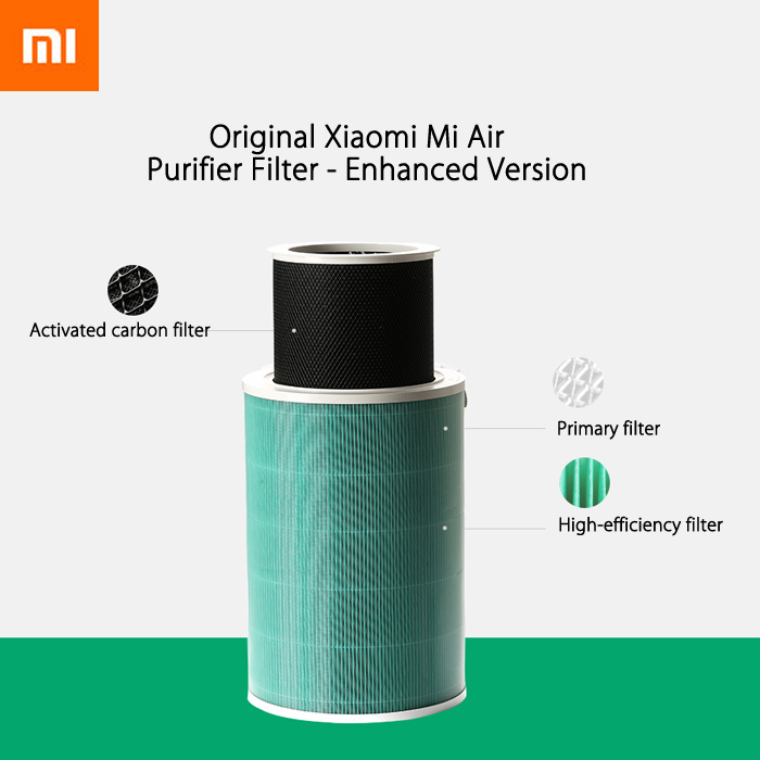 Original Xiaomi Peculiar Smell PM2.5 Formaldehyde Removal C Air Purifier Filter Enhanced Version