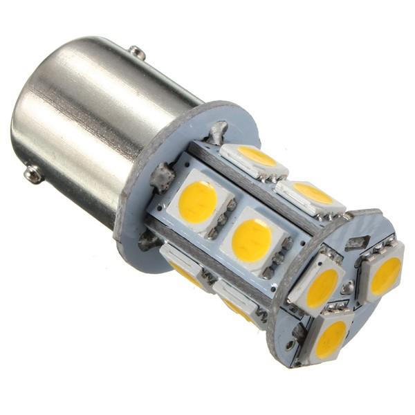 1156 5050 13smd Turn Light 4500K Warm White DC12V Car Interior Bulb