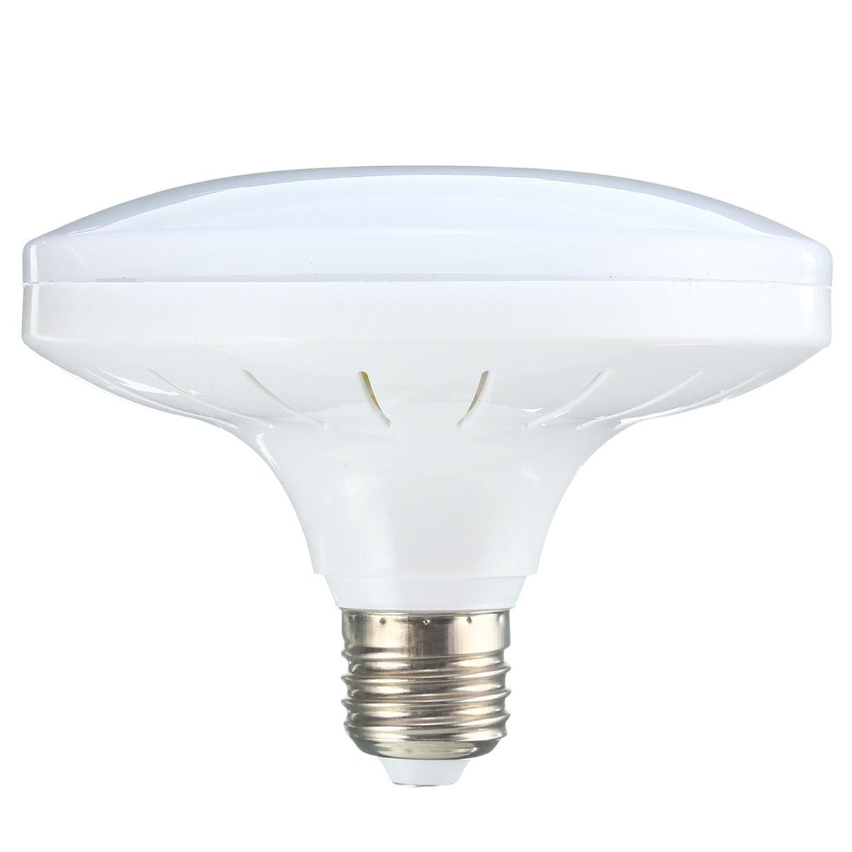 e27 18w 36 smd 5730 led cool white saucer globe light lamp bulb ac220v. Black Bedroom Furniture Sets. Home Design Ideas
