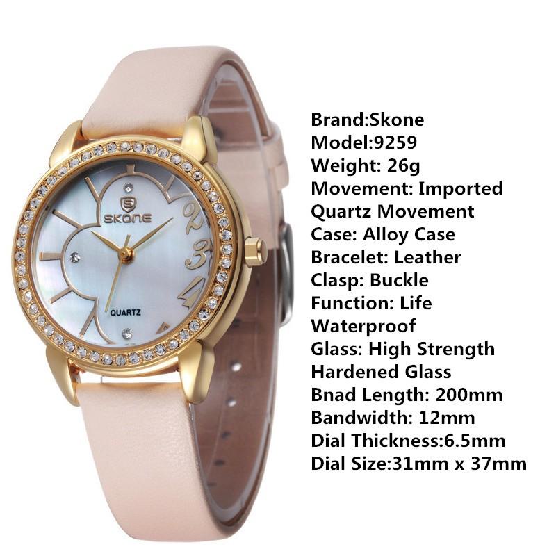 SKONE 9259 Watch