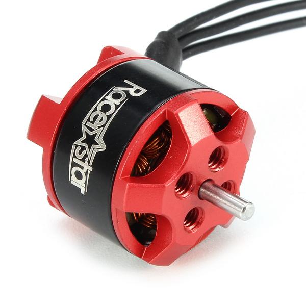Racerstar Racing Edition 1106 BR1106 3800KV 1-3S Brushless Motor For 100 120 150 Glass RC Multirotor - Photo: 3