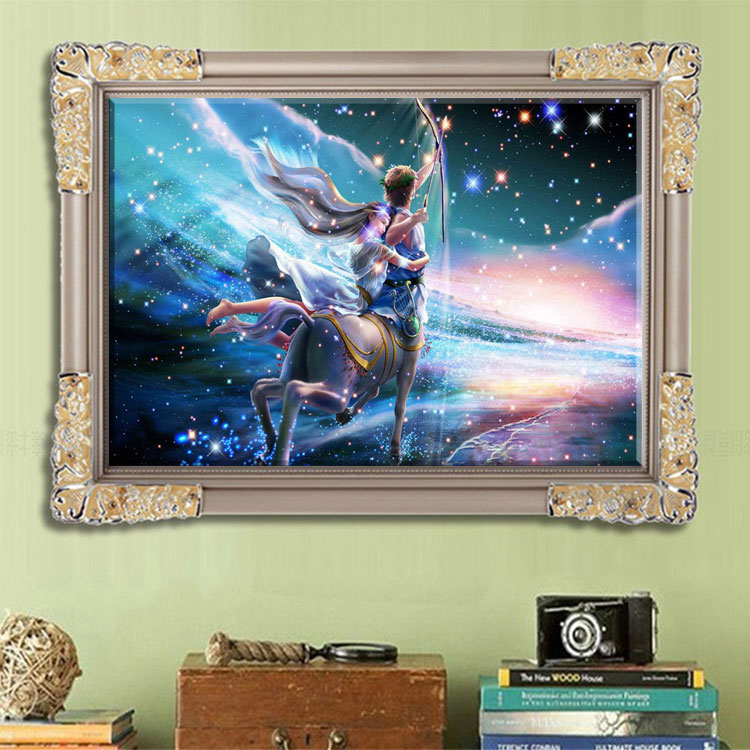 Sagittarius Diamond Painting