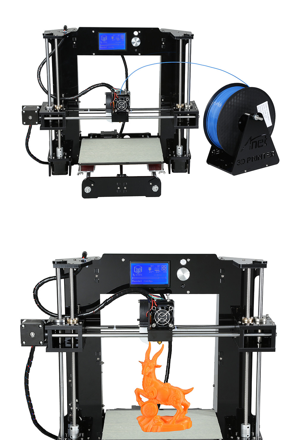 Anet A6 3D Printer DIY Kit