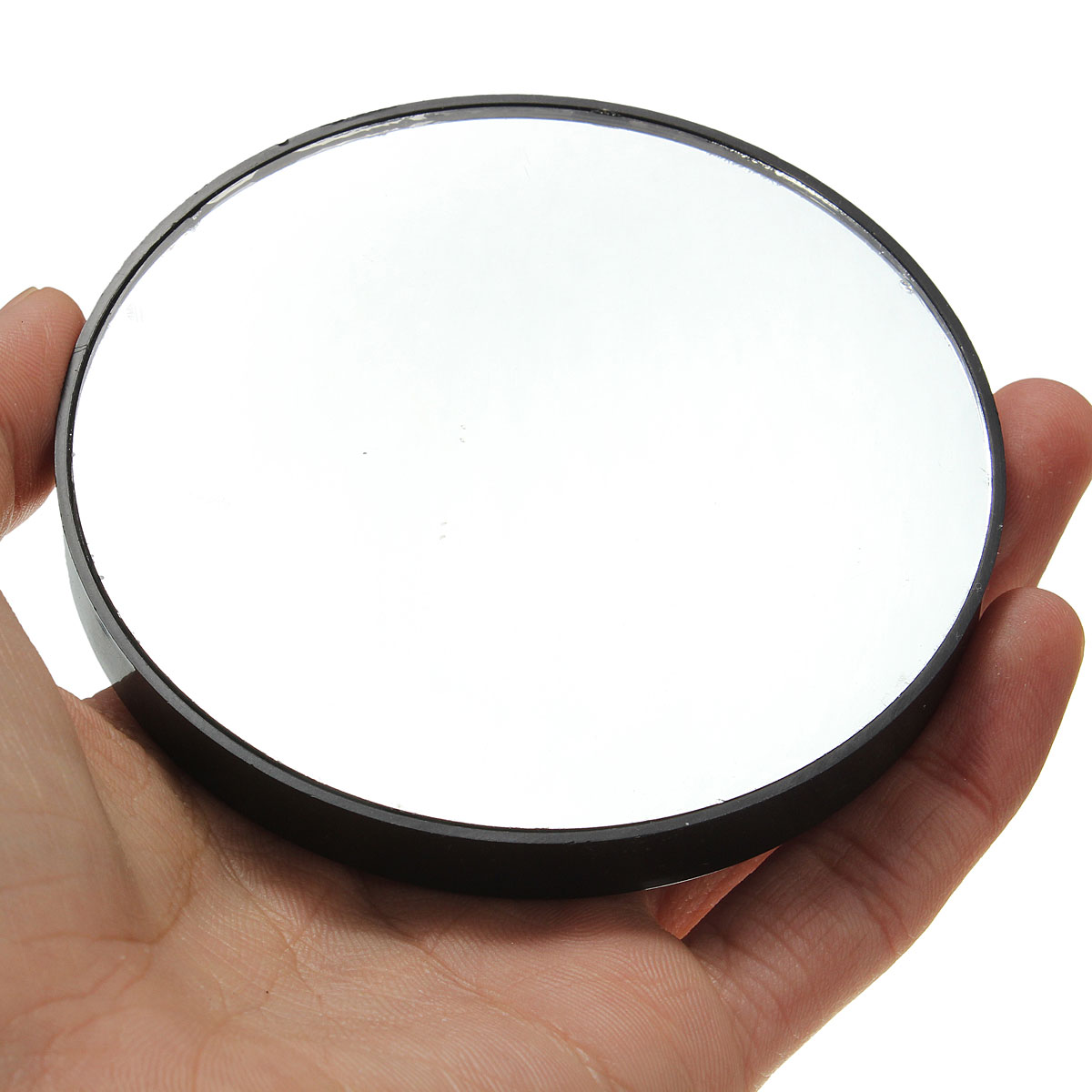 10x Enlarge Makeup Mirror Magnification Wearing Cosmetic Suction Cups Compact