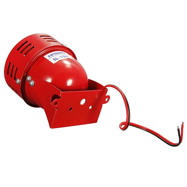 Car Truck Driven Air Raid Siren Horn Loud Sound Alarm Fire Security