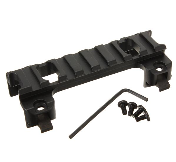 TR5 Aluminum Tactical MP5 Short Top Mounted Picatinny Rail