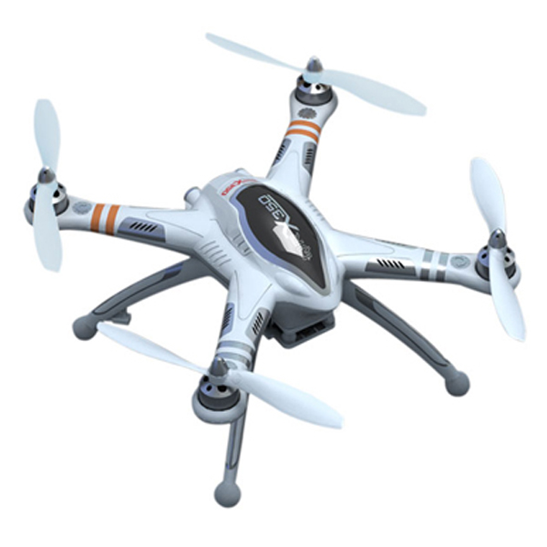 Walkera QR X350 GPS Auto Pilot RC Quadcopter BNF With RX702 Receiver