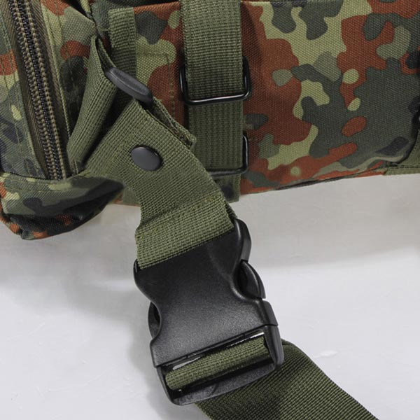 Outdoor Sports Camouflage Backpack Rucksack Camping Hiking Waist Bag Pack - visiocology.com - boston
