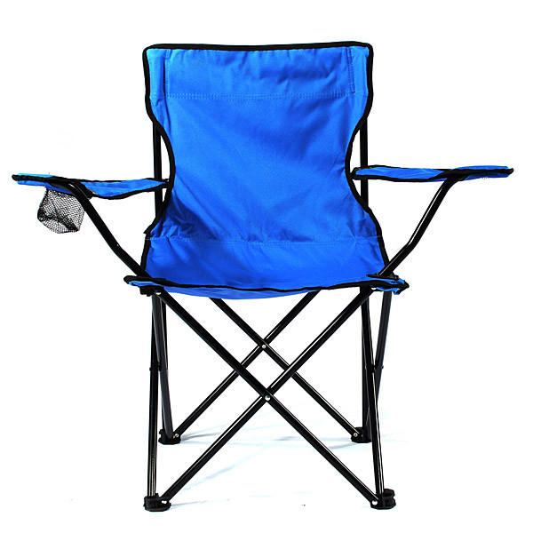 Outdoor Folding Available Fishing Chair Seat w Carry Bag&Cupholder