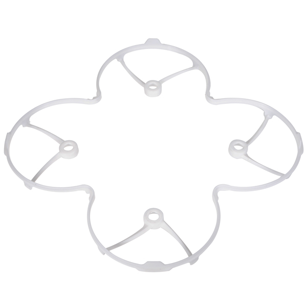 Hubsan X4 H107 H107L V252 RC Quadcopter Parts Protection Cover White