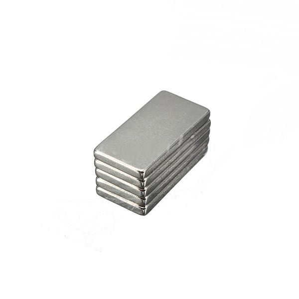 Super Strong Block Cuboid Magnets 20 x 10 x 2 mm