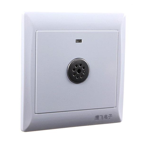 Sound Motion PIR Sensor Light Auto Wall Mount Control Touch Switch