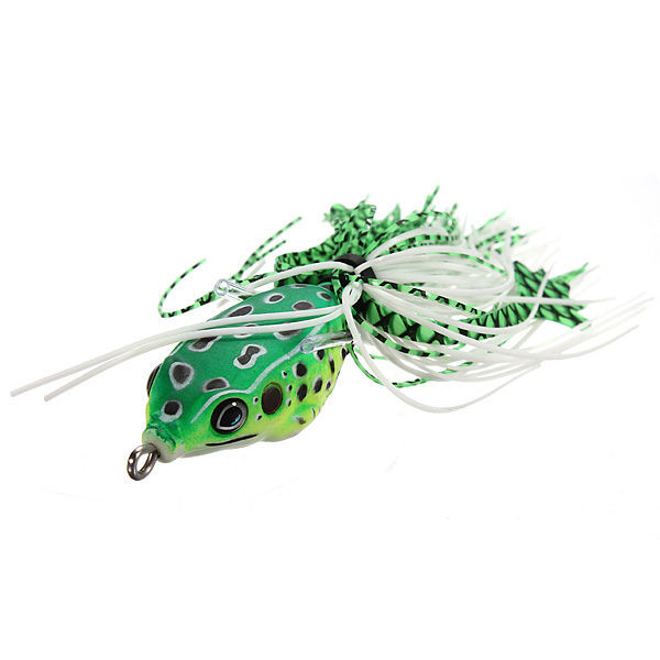 Frog fishing lures crankbaits tackle baits freshwater bass for Frog bait fishing