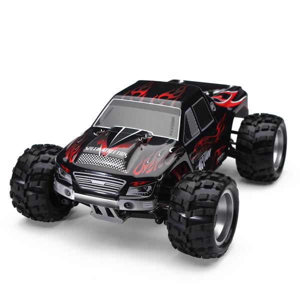 Wltoys A979 1/18 2.4GHz 4WD Monster Truck настенные часы zero branko zb 0424