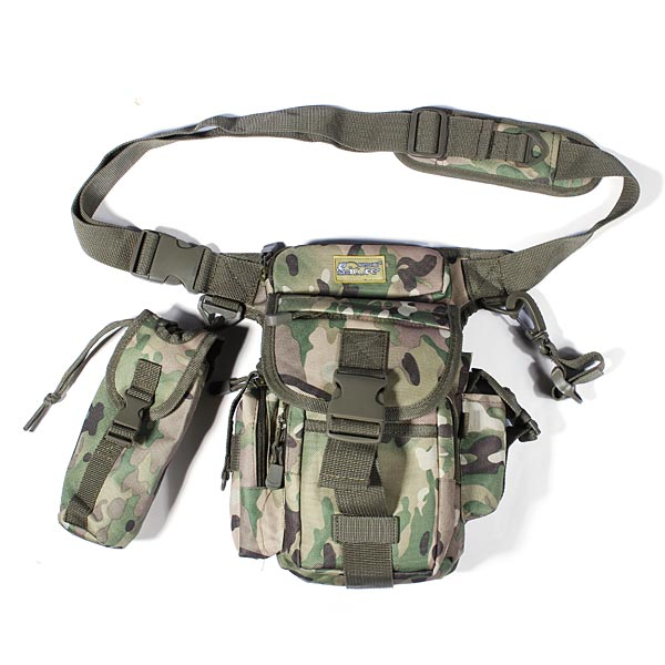 Canvas Multifunction Fishing Bag