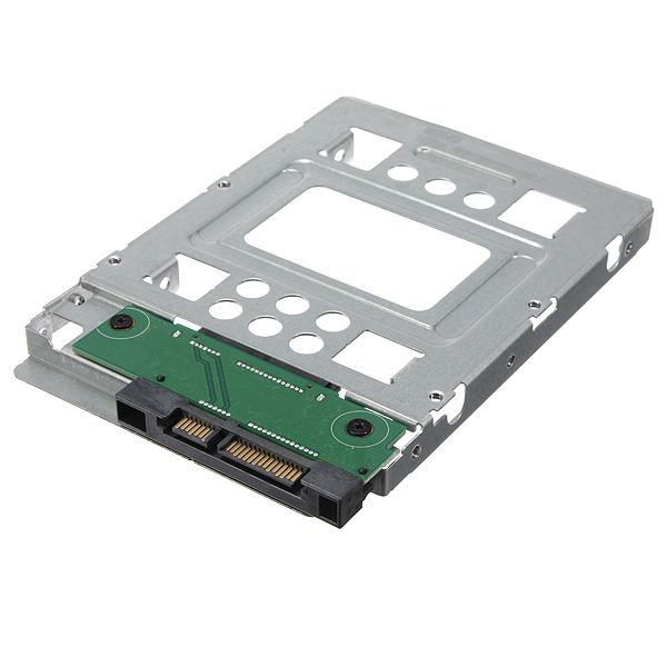 2.5 inch SSD to 3.5 inch SATA HDD Hard Disk Drive Adapter ...