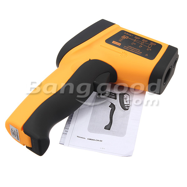 The Picture of GM900 Infrared Thermometer Gun Tester
