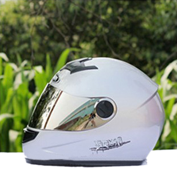 Full Face Motorcycle Electric Winter Helmet with Mirror