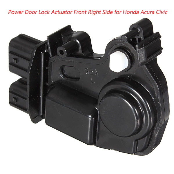 Power Door Lock Actuator Front Right Side for Honda Acura Civic | Alex NLD