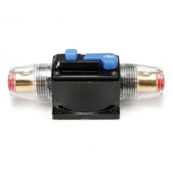 60a car audio inline leistungsschalter sicherung f u00fcr 12v