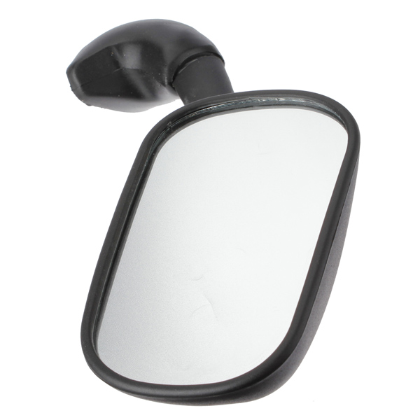 Motorcycle side mirrors black for 2000 2003 yamaha fzs600 for Yamaha r6 aftermarket mirrors