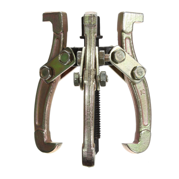 Best Gear Pullers : Inch mm jaw gear puller with reversible legs for
