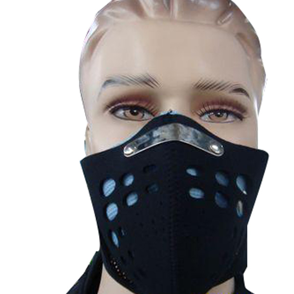 Two Layers Face Guard Mask Wind Cold Proof Outdoor Masks Motorcycle