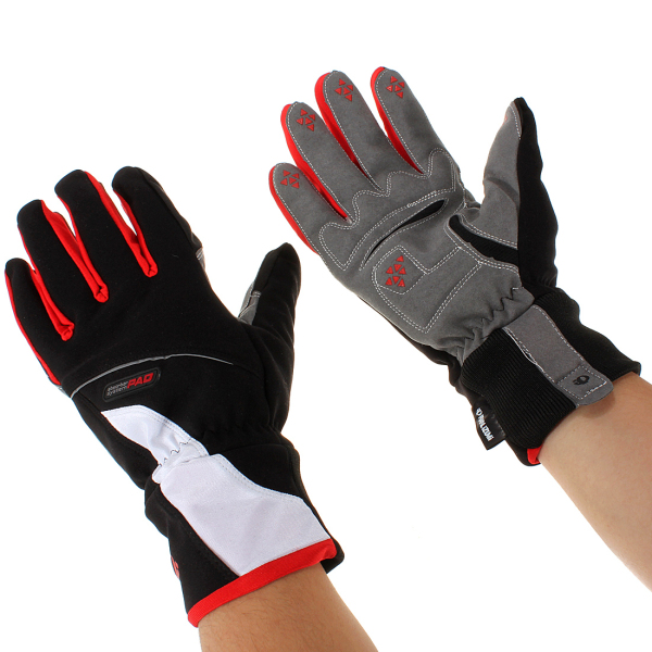 Winter Motorcycle Gloves Full Finger Mountain Gloves Outdoor Sports