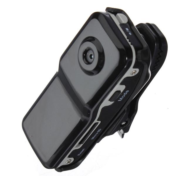0.3M 720x480 Pixels Mini DV Camcorder Camera With TF Card Slot Black Up To 16GB от Banggood INT