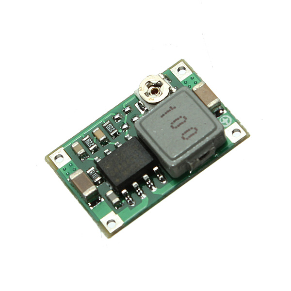 Фото Mini DC Adjustable Power Supply Buck Module Step Down Module produino xl2010 dc 6 35v to 5v mini converter buck adjustable electronic power charging module