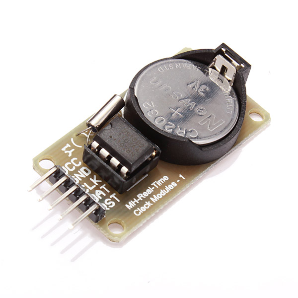 Buy DS1302 Real Time Clock Module Board With CR2032 Battery