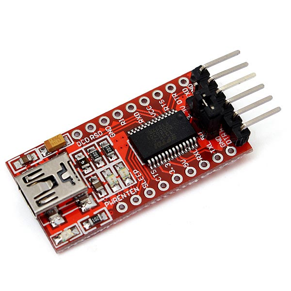 FT232RL FTDI USB To TTL Serial Converter Adapter Module For Arduino купить