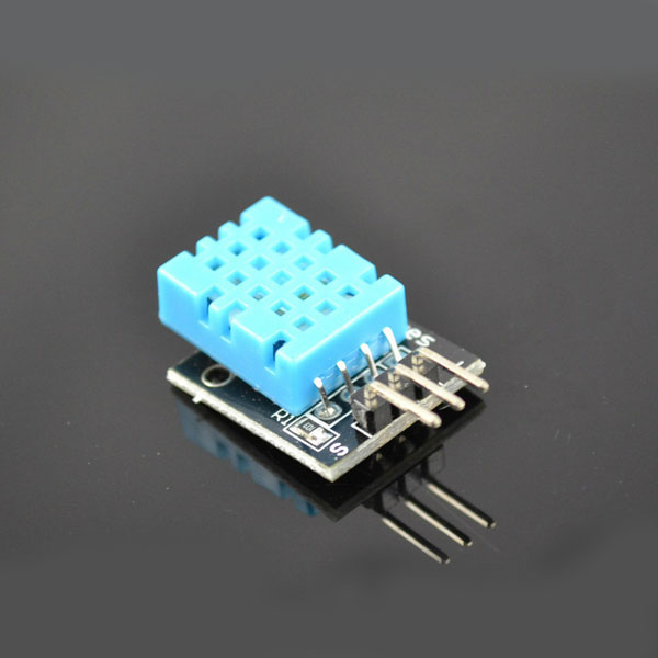 KY-015 DHT11 Temperature Humidity Sensor Module For Arduino - EachineModule Board<br>KY-015 DHT11 Temperature Humidity Sensor Module For Arduino Description: The sensor module is including resistive humidity sensing component and NTC temperature testing The compatible digital temperature humidity sensor module is component and connected with 8-byte MCU Fast response, great anti-interference ability and durable With fixed bolt hole for easy installation 3 DO small plate switch digital output interface connected microcontroller IO port Two module interface specification (3 pin) Specification: Model: sensor DHT11 Signal transmission range: 20m Humidity measuring range: 20 - 95% RH Humidity measurement error: + / -5% Temperature measurement range: 0 - 50C Temperature measurement error: + / -2C Operating voltage: 3.3 - 5V Output type: digital output Small plates PCB size: 3.2 x 1.4cm Power LED: red Net weight: 8g Package included: 1 x Temperature humidity sensor module<br>