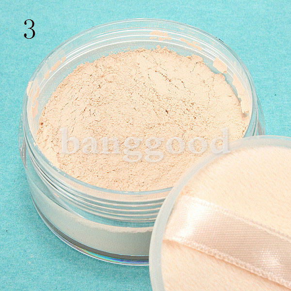 how to choose loose powder