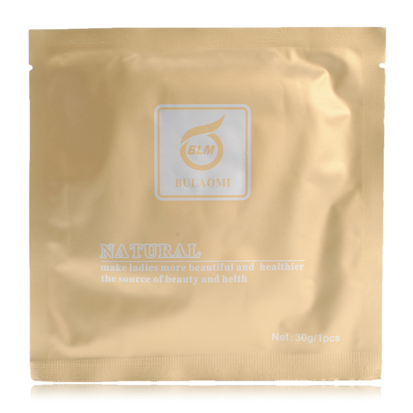 BLM Natural Pure Plant Silk Mask Nourishing Whitening Anti-wrinkle