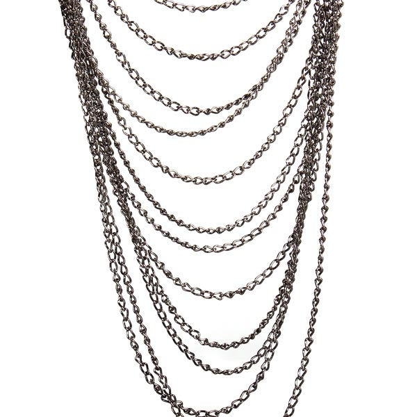 Sweater Chain Necklace