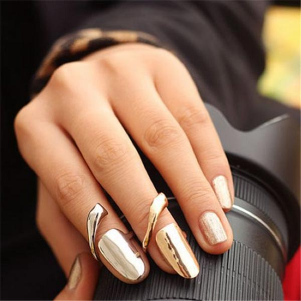 Finger Nail Ring