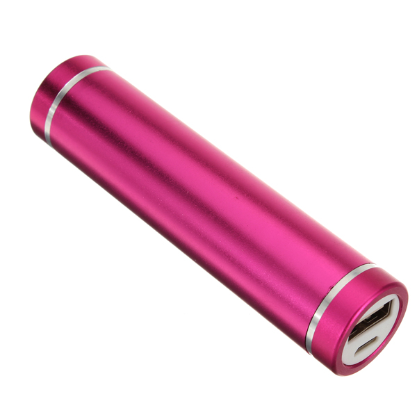 2600mAh Power Bank External Battery For iPhone Smartphone Device.
