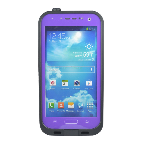 Waterproof Shockproof Case Cover For Samsung Galaxy S4 i9500