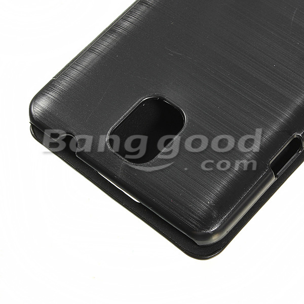 Flip Magnetic Leather Case For Samsung Galaxy Note 3 N9000