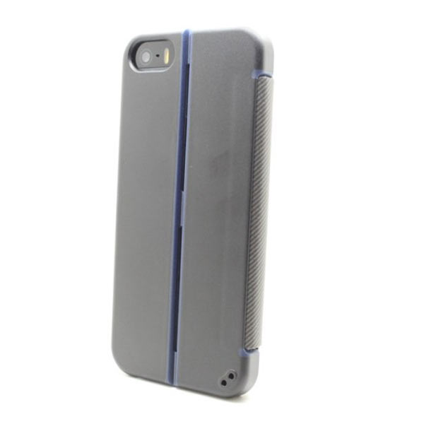Fashion 3 In 1 Fold Stand Holder Leather Case Cover For iPhone 5 5S