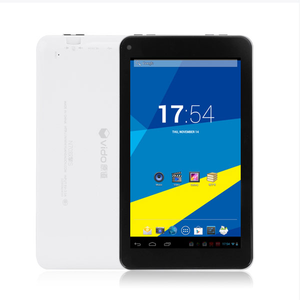 VIDO N70S-DZ RK3026 Dual Core 1.0GHz 7 Inch Android 4.2 Tablet PC