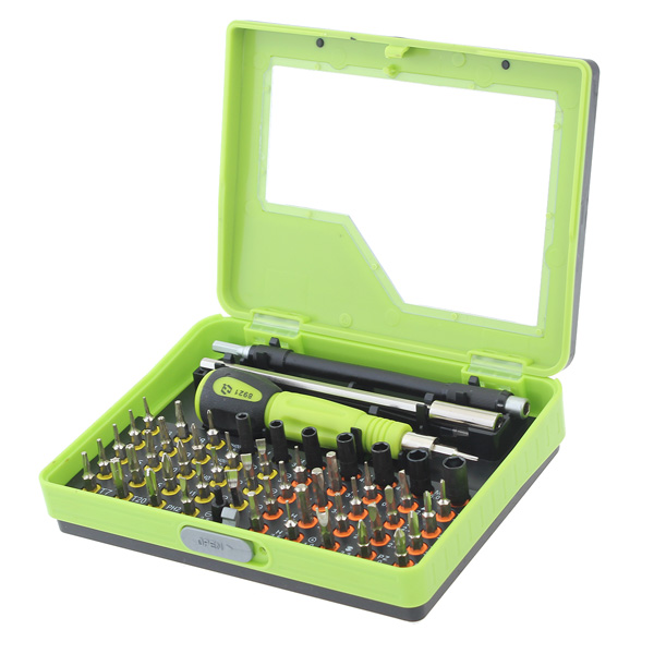 54 in 1 Repair Pry Screwdriver Disassembly Tools For Mobile Phones