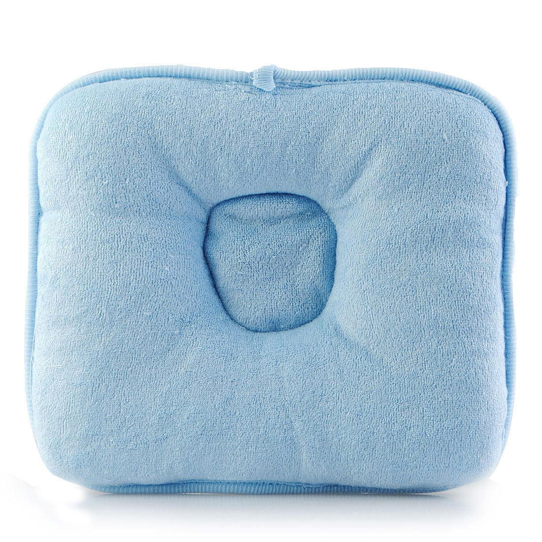 Baby Cotton Pillow Baby Head Support Cushion Prevent Flat head Pad