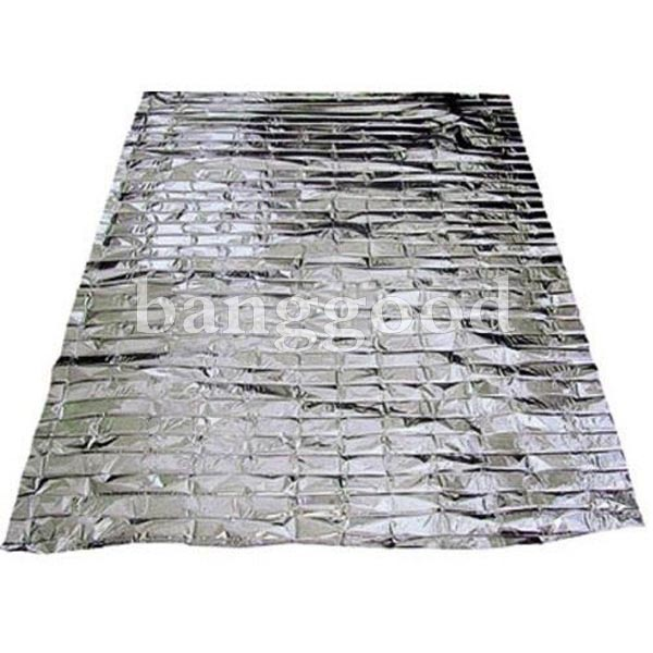 Thermal Camping Mat Insulation Blanket Lightweight Reusable Outdoor Pad