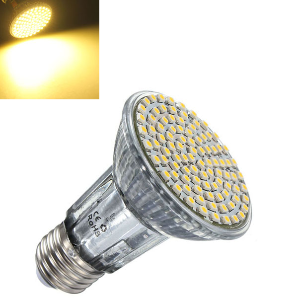E27 5W Warm White 3528 93 SMD LED Home Energy Saving Spot Light