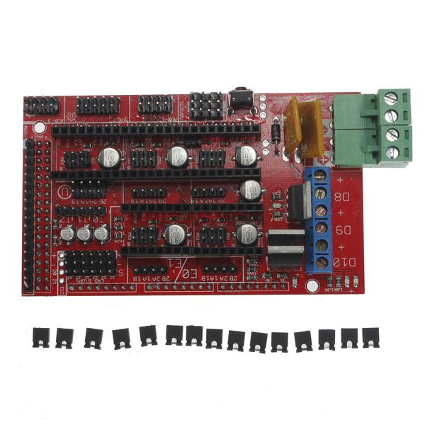 sku089234j 3D Printer Controller For RAMPS 1.4 Reprap Mendel Prusa Arduino