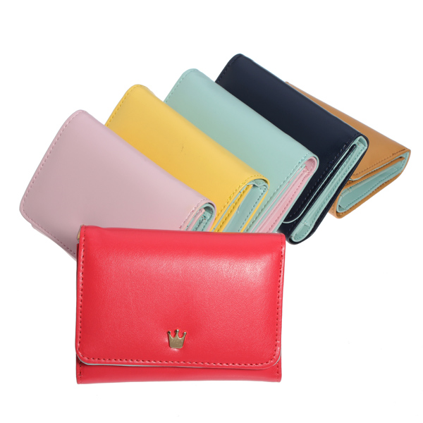 Fashion Multifunctional Woman Purse Clutch Wallet Coins Bag