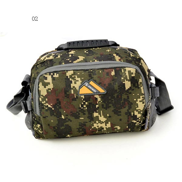 New Fashion Casual Unisex Camouflage Outdoors Sport Shoulder Bag