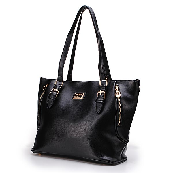 Fashion Women OL Casual Simple Large Shoulder Handbag Cross Body Bag